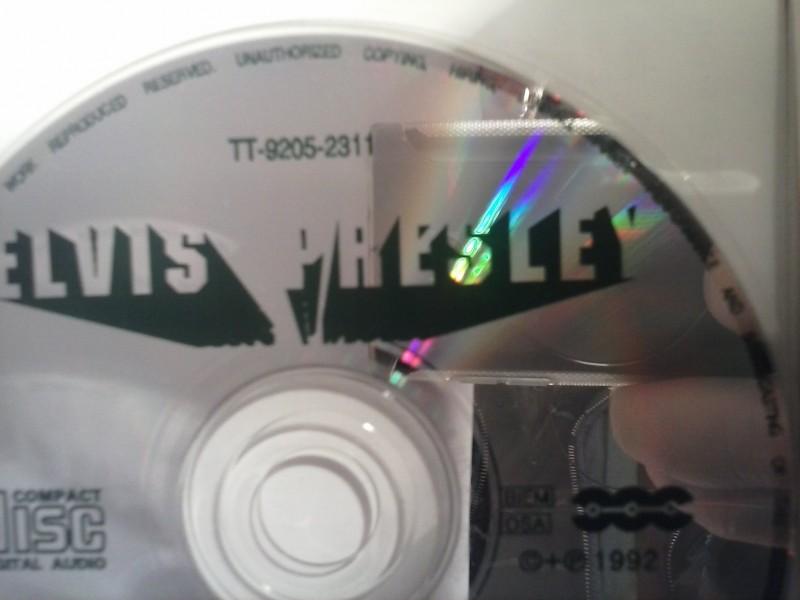 Elvis Presley - Elvis Presley, 3 x CD, originali