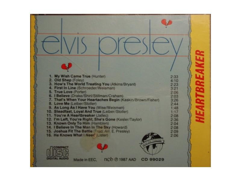 Elvis Presley - Heartbreaker
