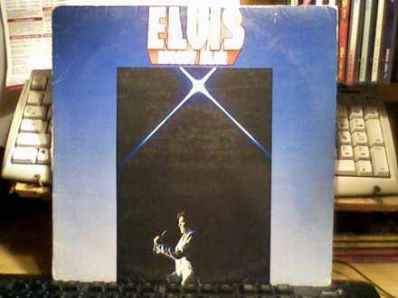 Elvis Presley - Moddy Blue
