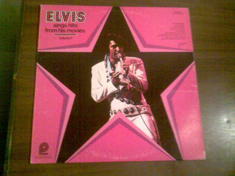 Elvis Presley - Sings Hits From His Movies Volume 1