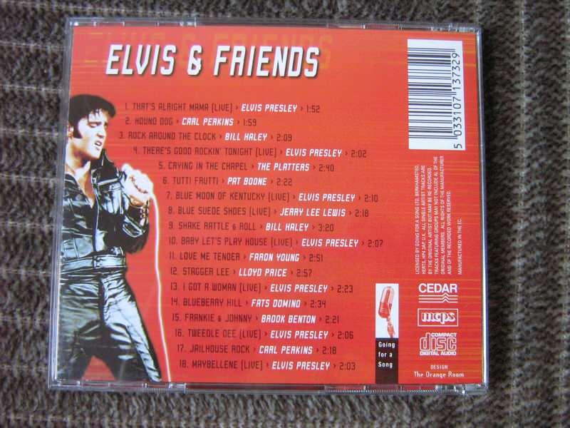 Elvis & Friends (Various Artists)