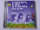 Emerson, Lake & Palmer ‎– Live At The Isle Of Wight(CD)
