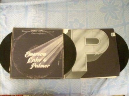 Emerson,Lake & Palmer - Welcome Back My Friends... 3LP