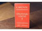 Emili Bronte - Orkanski visovi