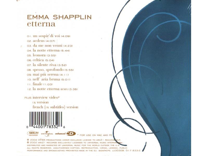 Emma Shapplin - Etterna