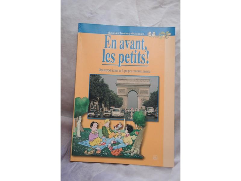 En avant, les petits! - Francuski za 4. raz. udz.+r.sve