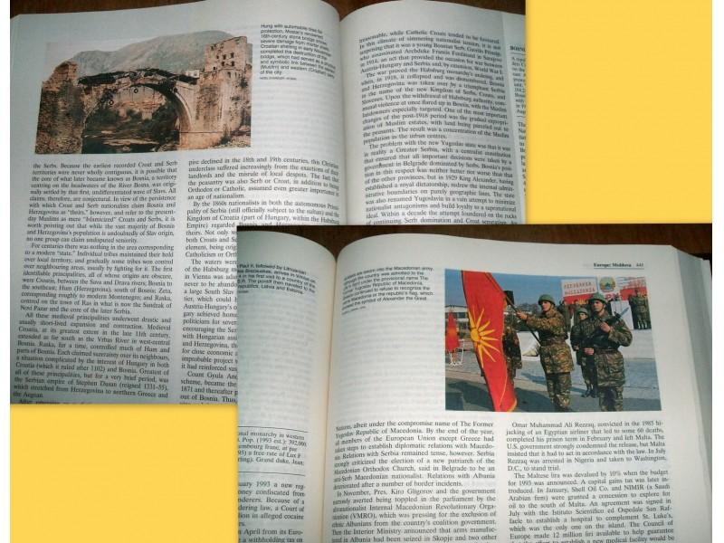 Enciklopedija BRITANNICA na engleskom