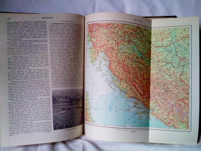 Enciklopedija Jugoslavije IV tom