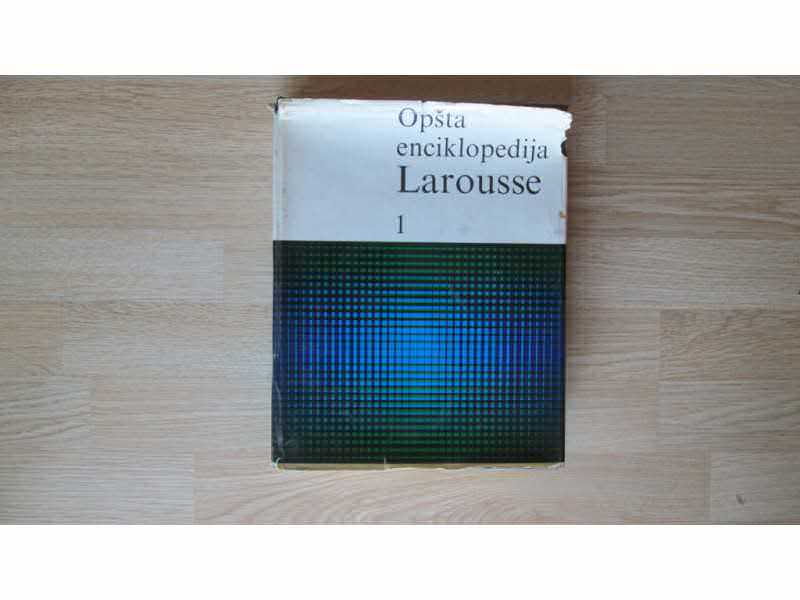 Enciklopedija Larousse,  1
