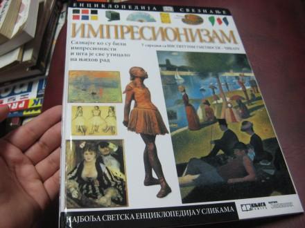 Enciklopedija Sveznanje - IMPRESIONIZAM