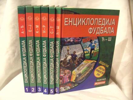 Enciklopedija fudbala, 1 - 6
