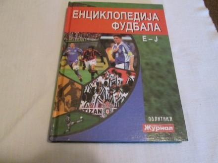 Enciklopedija fudbala 2 – Od E do J