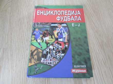 Enciklopedija fudbala Br.2 E-J