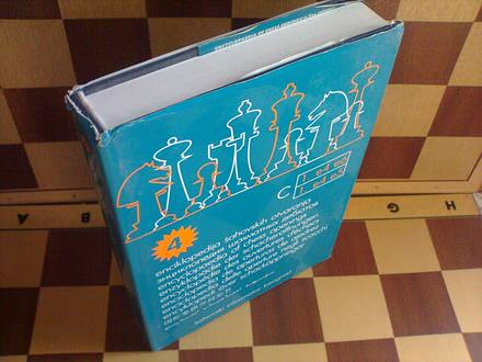 Enciklopedija sah otvaranja, TOM C (cetvorka)