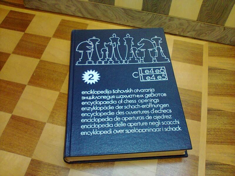 Enciklopedija sahovskih otvaranja C