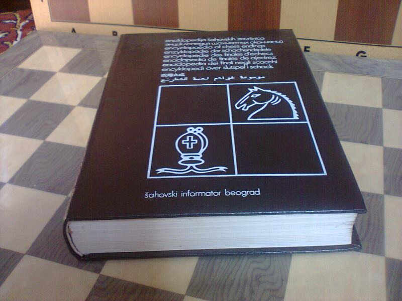 Enciklopedija sahovskih zavrsnica - (konj - lovac)