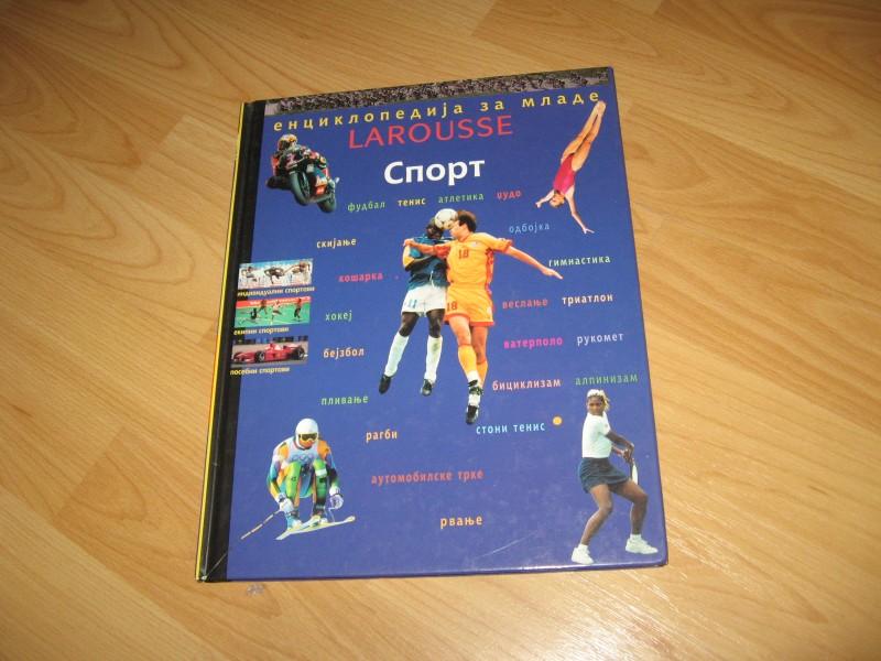 Enciklopedija za mlade - Sport