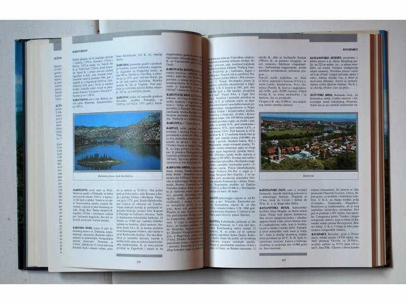 Enciklopedijski Geografski Leksikon Jugoslavije