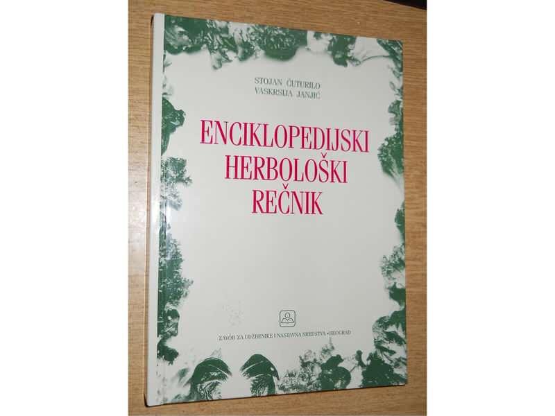 Enciklopedijski herbološki rečnik