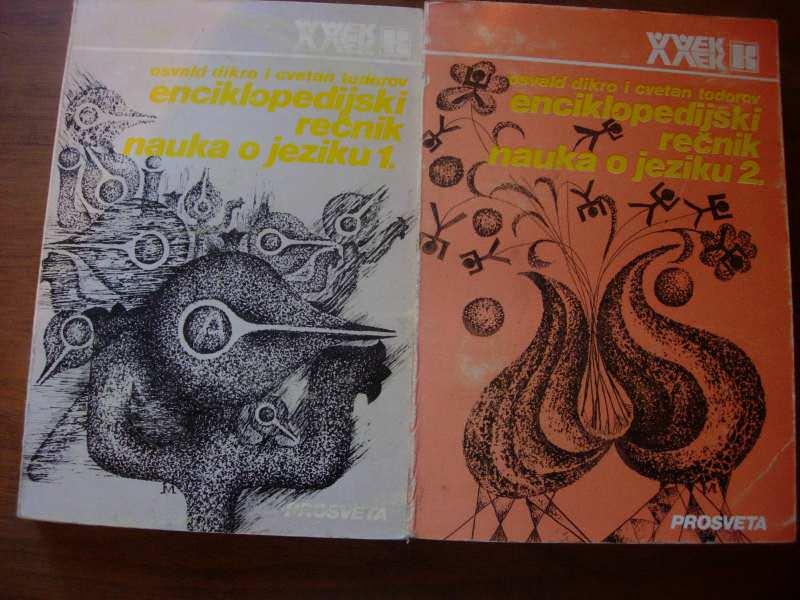Enciklopedijski recnik nauka o jeziku-Osvald Dikron, Cv