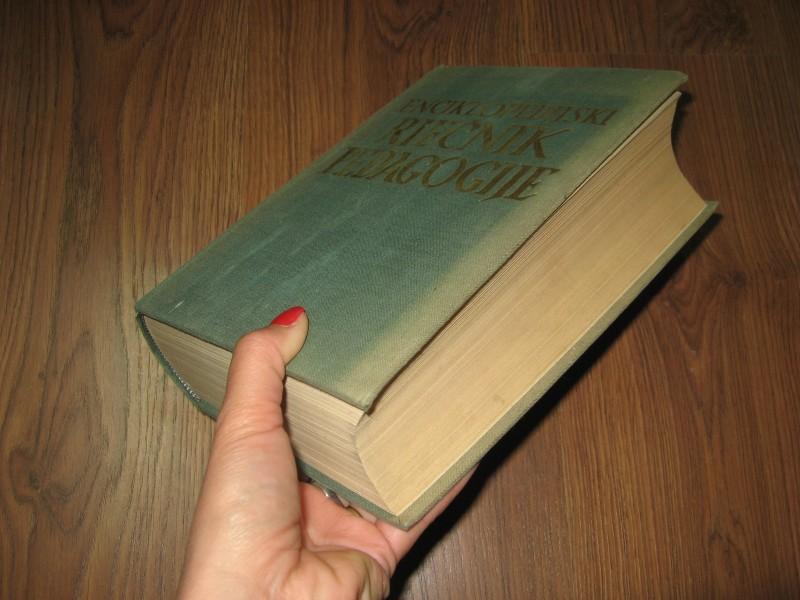 Encikopedijski rječnik pedagogije