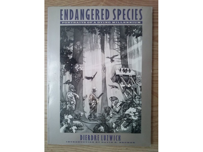 Endangered Species: Portraits Of A Dying Millennium
