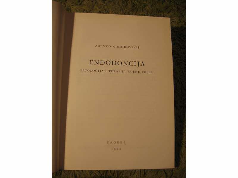 Endodoncija - Zdenko Njemirovskij