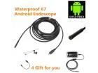 Endoskop kamera 3,5m - USB Android