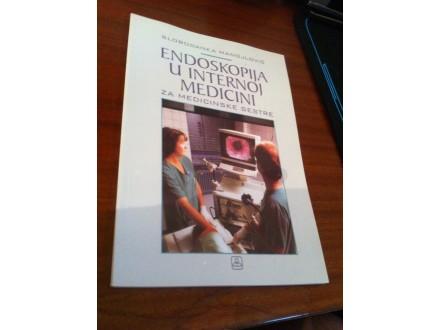 Endoskopija u internoj medicini Slobodanka Manojlović