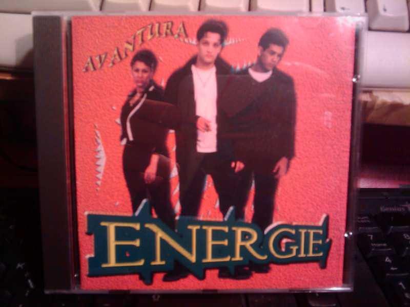Energija (2) - Avantura- CD