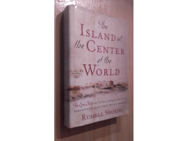 Eng/The Island at the Center of the World: The Epic Sto
