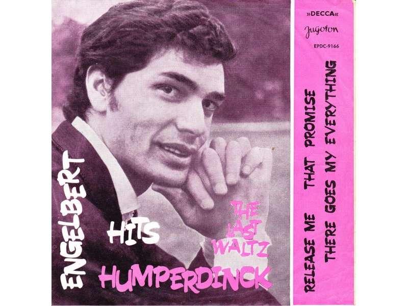 Engelbert Humperdinck - Hits - The Last Waltz