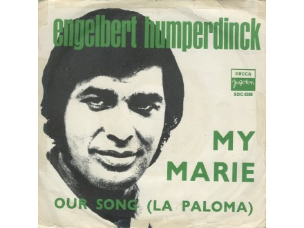 Engelbert Humperdinck - My Marie / Our Song (La Paloma)
