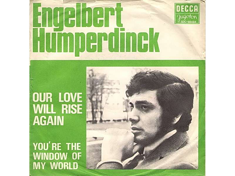 Engelbert Humperdinck - Our Love Will Rise Again