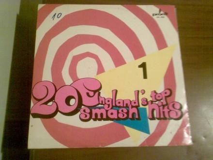 England`s Top 20 Smash Hits - 1