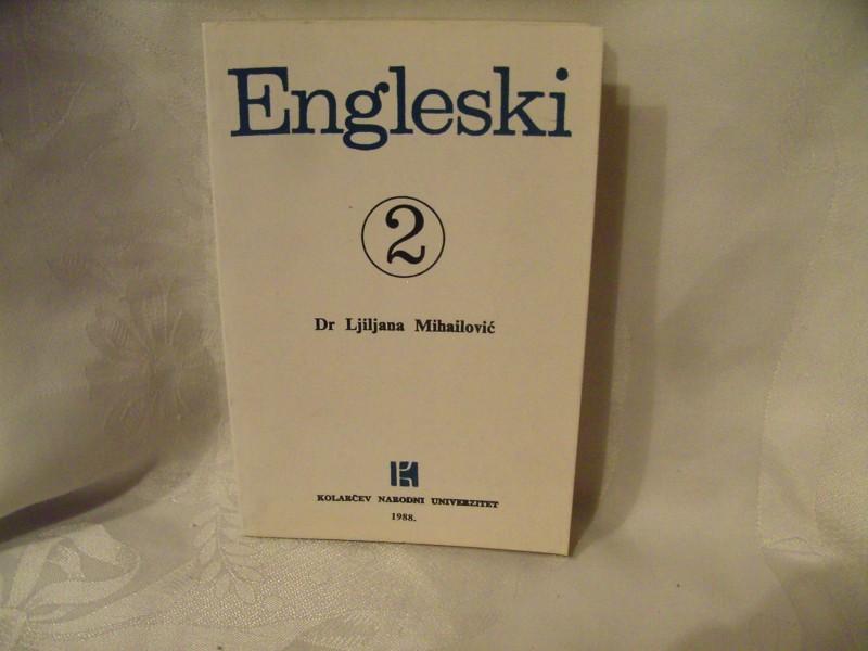 Engleski 2 Ljiljana Mihailović