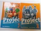 Engleski Project 1 i radna sveska  za 4.(četvrti) raz