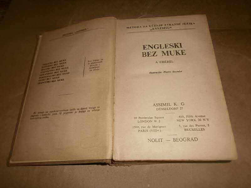 Engleski bez muke  Asimil