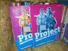 Engleski jezik Project 4 Oxford tom Huchinson KOMPLET