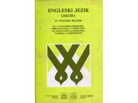 Engleski jezik-lektira-an english reader-LJ. Matić, N.