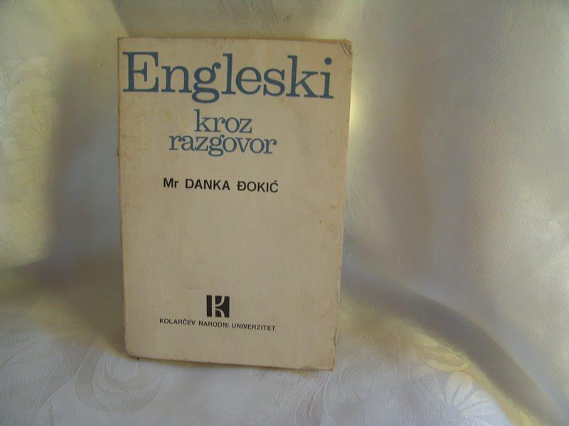 Engleski kroz razgovor, Danka Đokić
