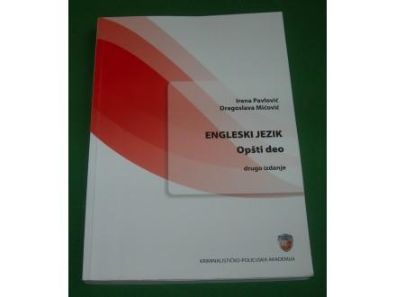 Engleski,opšti deo za Kriminalističko-policijsku akad.