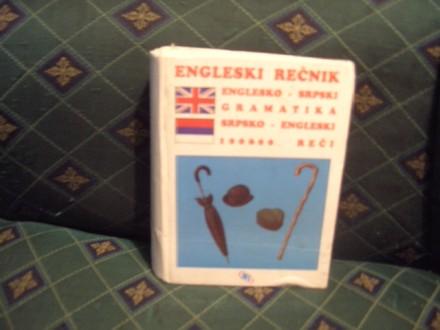 Engleski rečnik gramatika JRJ novo