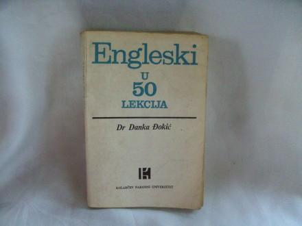 Engleski u 50 lekcija, Danka Đokić