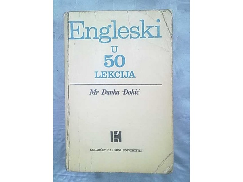 Engleski u 50 lekcija-Mr Danka Djokic