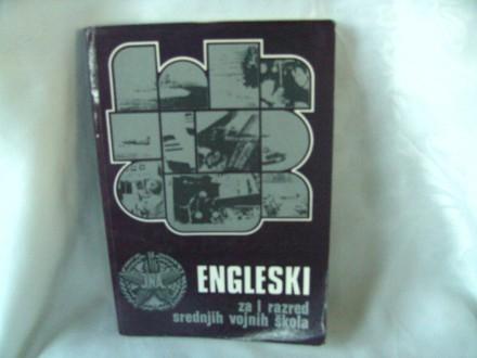 Engleski za I razred srednjih vojnih škola