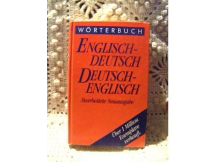 Englesko-nemački,nemačko-engleski