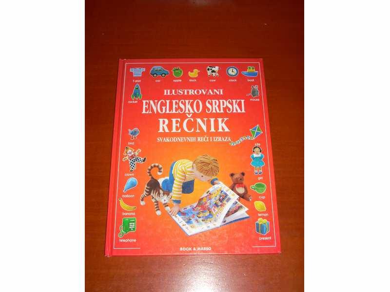 Englesko-srpski ilustrovani rečnik