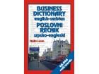 Englesko-srpski; srpsko_engleski poslovni rečnik