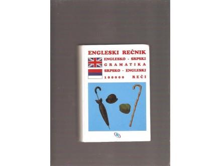 Englesko srpsko engleski rečnik gramatika JRJ